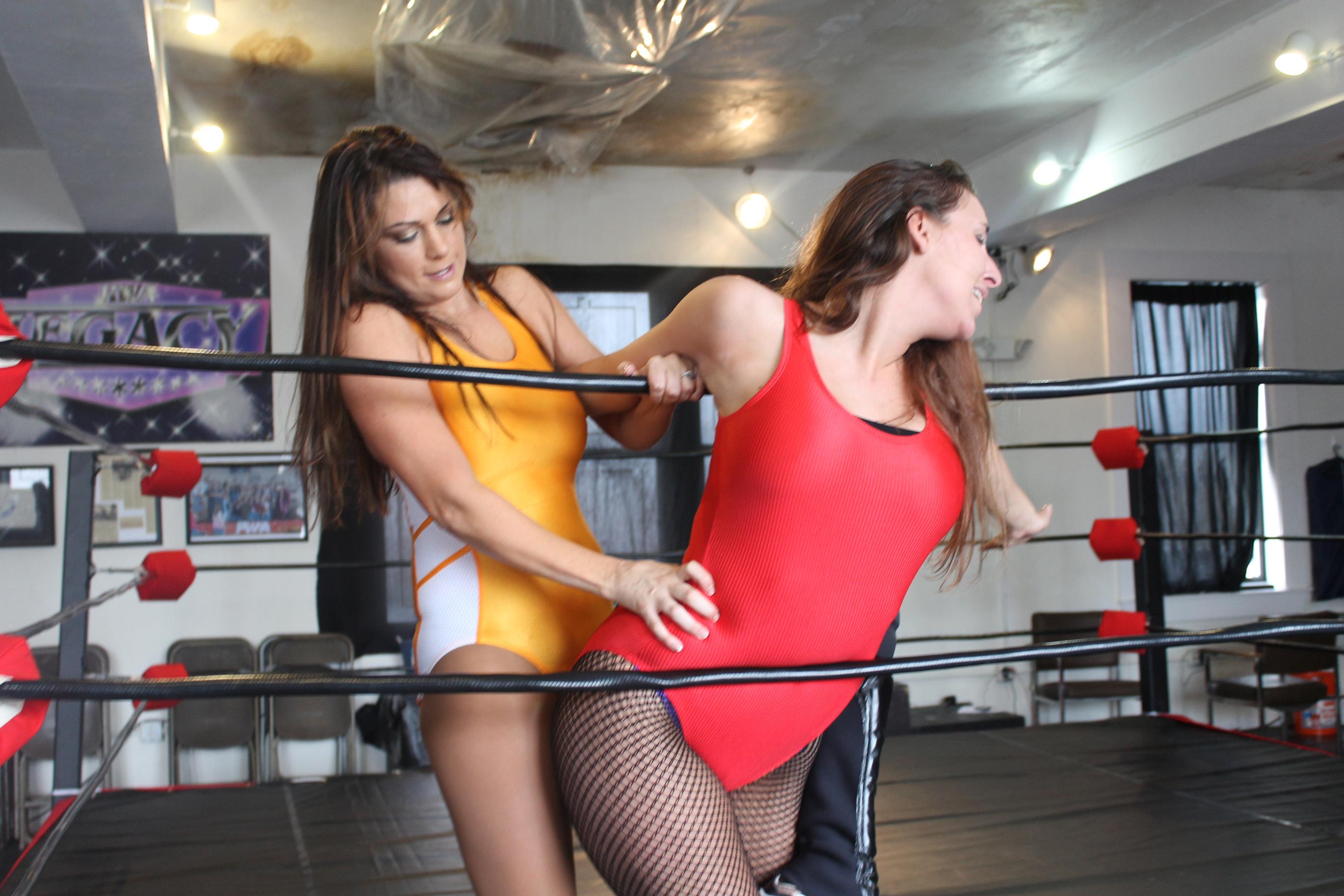 Wrestling Videos Female Usa 106